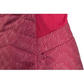 Odlo Irbis X-Warm Dress Dame rumba red